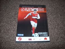 Fleetwood Town v Eastbourne Borough, 2010/11